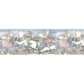 Clearance Horses Wallpaper Border SU75906DC S.A.MAXWELL CO.