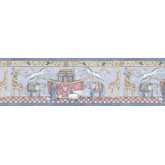 Clearance: Animals Wallpaper Border SU75918