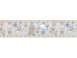 Animals Wallpaper Border SU75935