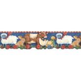 Clearance: Animals Wallpaper Border SU75938DC