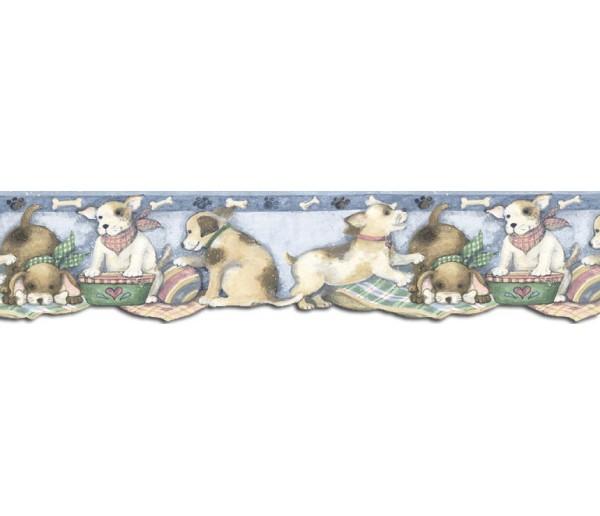 Dogs Wallpaper Borders: Dogs Wallpaper Border SU75943DC