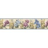 Floral Wallpaper Borders: Roses Wallpaper Border B76469