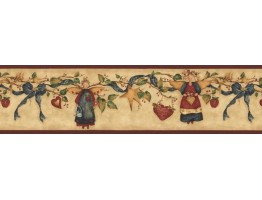 Prepasted Wallpaper Borders - Angels Wall Paper Border NC76756LL
