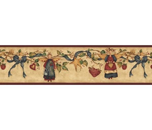 Faith and Angels Wallpaper Borders: Angels Wallpaper Border NC76756LL