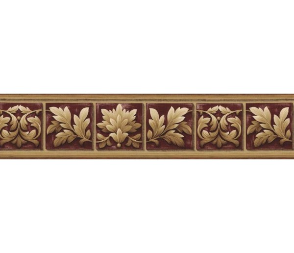 Clearance: Contemporary Wallpaper Border NS76928L
