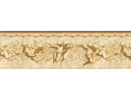 Prepasted Wallpaper Borders - Angels Wall Paper Border NB76940