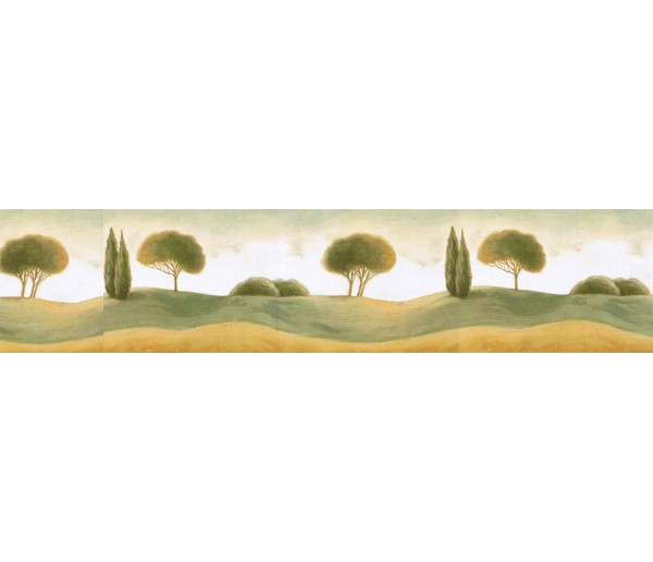 Clearance: Country Wallpaper Border NS7706B