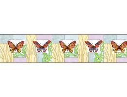 Butterfly Wallpaper Border NS7710B