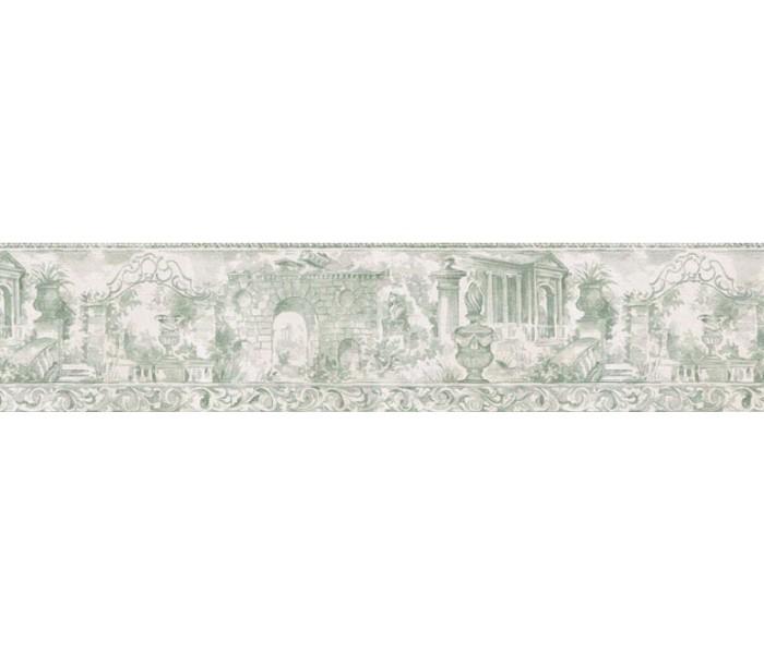 Clearance: Contemporary Wallpaper Border b78714