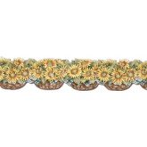 Clearance: Sunflowers Wallpaper Border CJ80028DB
