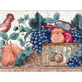 Clearance: Fruits Wallpaper Border 830206