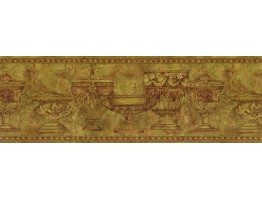 Prepasted Wallpaper Borders - Kitchen Wall Paper Border FF8312B