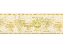 Prepasted Wallpaper Borders - Kitchen Wall Paper Border FF8315B