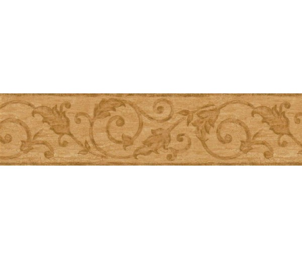 Vintage Wallpaper Borders: Vintage Wallpaper Border VC835B
