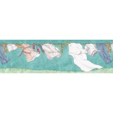 Laundry Borders Laundry Wallpaper Border b858210 Imperial Home Decor Group