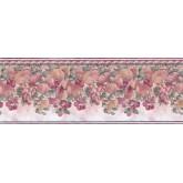 Clearance: Fruits Wallpaper Border Des868211