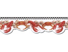 Crab Wallpaper Border BH89025DB