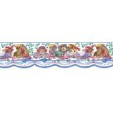 Cats Wallpaper Borders: Animals Wallpaper Border JS9032B