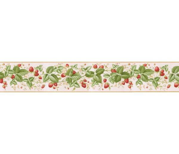 Garden Wallpaper Borders: Cherry Wallapaper Border RKB9108B