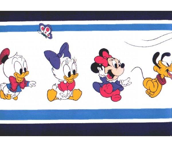Clearance: Cartoons Wallpaper Border b931wb