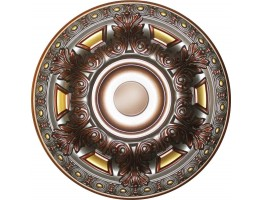 Ceiling Designs  - MD-7060 Fall Bronze Ceiling Medallion