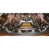 Ceiling Medallions MD-7060 Fall Bronze Ceiling Medallion Brewster Wallcoverings