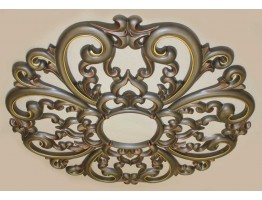 Ceiling Designs  - MD-7099 Fall Bronze Ceiling Medallion