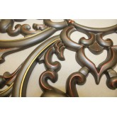 Ceiling Medallions: MD-7099 Fall Bronze Ceiling Medallion