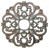 Ceiling Medallions: MD-7099 Pewter Ceiling Medallion