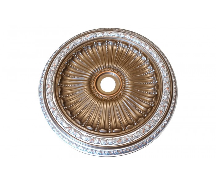 Ceiling Medallions: MD-9036 Patina Bronze Ceiling Medallion