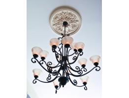 Ceiling Designs  - MD-9062-JW Ceiling Medallion