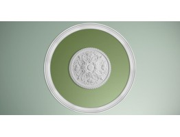 Ceiling Designs  - MD-9062 Oil Rubbed Copper Ceiling Medallion