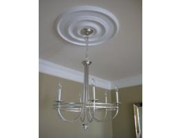 Ceiling Designs  - MD-9153-JW Ceiling Medallion