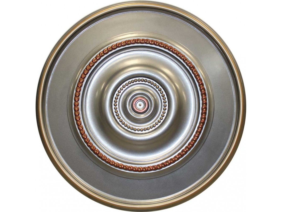 Md 9153 Steel Ceiling Medallion