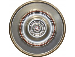 Ceiling Designs  - MD-9153 Steel Ceiling Medallion