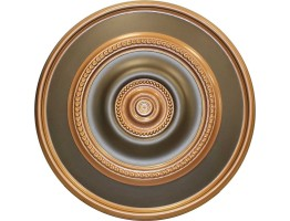 Ceiling Designs  - MD-9153 Oil Rubbed Copper Ceiling Medallion