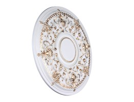 Ceiling Designs  - MD-9179-WG Ceiling Medallion