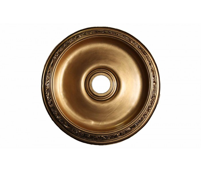 Ceiling Medallions: MD-9218-HW Ceiling Medallion