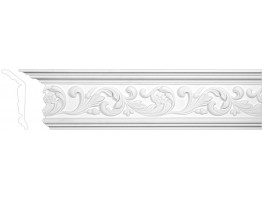 Crown Molding 6 inch Manufactured with a Dense Architectural Polyurethane Compound CM 2086
