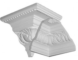 Crown Molding 7 inch Corners MC 1072 Corners