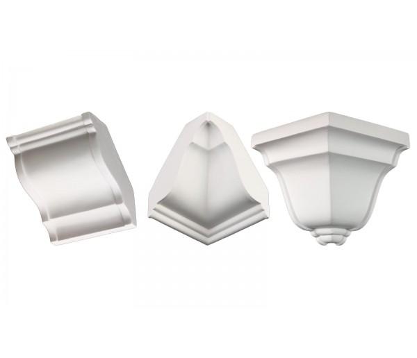 Crown Moldings: MC-4008 Corners