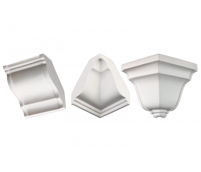 Crown Moldings: MC-4008 Corners