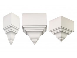Crown Molding 3 7/8 inch Corners MC 4190 Corners