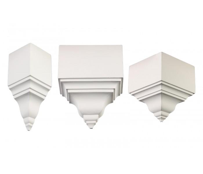 Crown Moldings: MC-4190 Corners