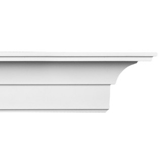 Crown Molding 3 3/4 inch Manufactured with a Dense Architectural Polyurethane Compound CM 2067