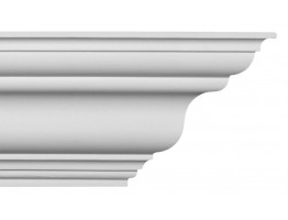 Crown Molding 4 inch Flex Manufactured with Dense Architectural Polyurethane Compound