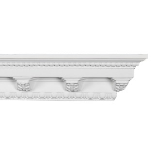 Crown Molding 5 1/8 inch Manufactured with Dense Architectural Polyurethane Compound