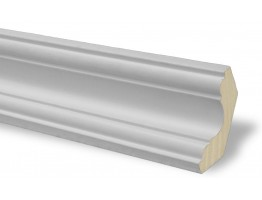 Crown Molding - Plastic Crown Moluding Manufactured with a Dense Architectural Polyurethane Compound. CM-1092 Crown Molding