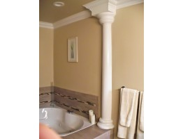 Crown Molding 4 inch Manufactured with a Dense Architectural Polyurethane Compound CM 1105