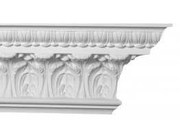Crown Molding 7 1/2 inch Manufactured with a Dense Architectural Polyurethane Compound CM 1111